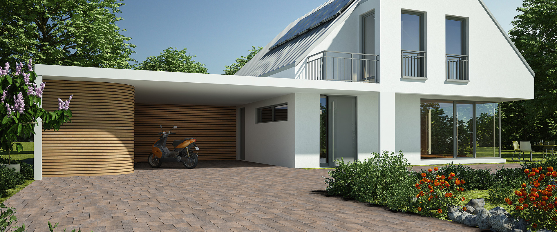 »GerloSelect« design paving stones